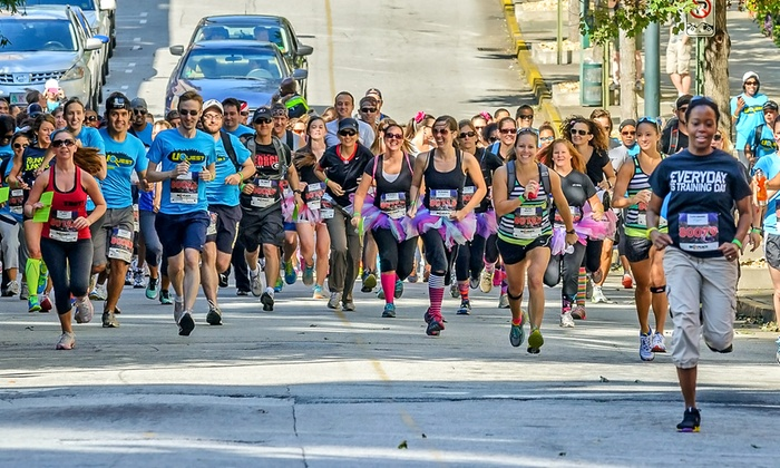 UQuest - Midtown Atlanta: $42 for Adventure Race Entry for One in Atlanta on Saturday, September 27 from UQuest ($66.40 Value)