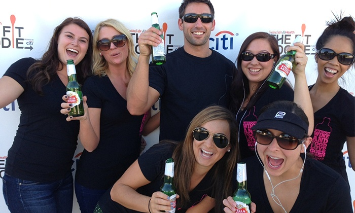 Run. Eat. Drink. 5K - San Diego: Cooking Light & Health's Run. Eat. Drink. 5K. on November 23 for One or Two (Up to 41% Off)