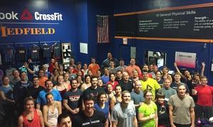 Reebok Crossfit Medfield: Four Weeks of Unlimited CrossFit Classes at Reebok CrossFit Medfield (50% Off)