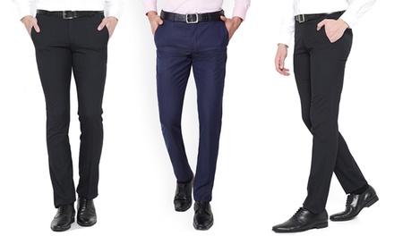 Pantaloni sartoriali da uomo