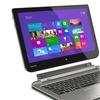 "Toshiba Satellite 13.3"" 2-in-1 Touchscreen Tablet Laptop"