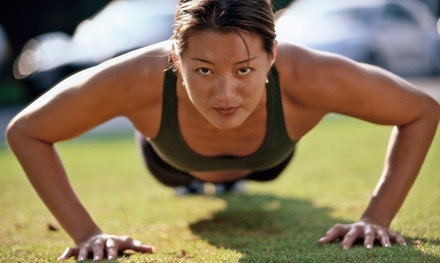 Six Weeks of Outdoor Boot Camp Classes at Urban Core (Up to 85% Off)