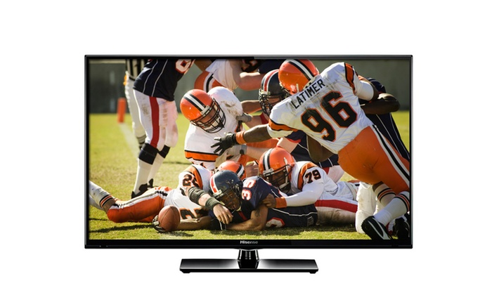 "Hisense 40K360 40"" 1080p LED HDTV (Manufacturer Refurbished): Hisense 40K360 40"" 1080p LED HDTV (Manufacturer Refurbished). Free Shipping and Returns."