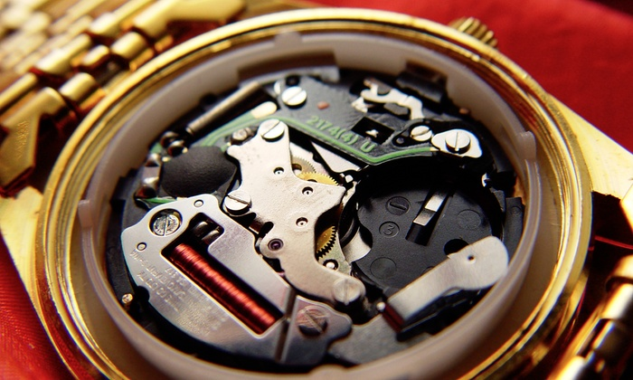 It's About Time Watch Repair - Hobart: $5 for $10 Worth of Watch Repair Services and Accessories at It's About Time Watch Repair