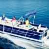 Half Off Pontoon-Boat Rental