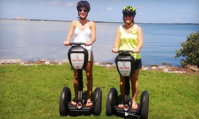 Sun Glide Tours - Dunedin: $25 for a 90-Minute Segway Tour of Dunedin from Sun Glide Tours ($50 Value)