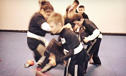 5, 10, or 15 Kids' Group Classes at Krav Maga NJ, LLC (Up to 80% Off)