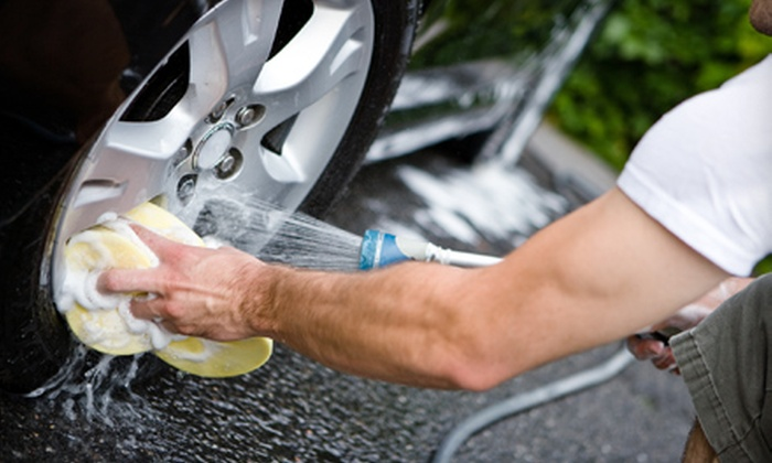 My Car Wash - Parkville: Mobile Detailing Package for a Car, Van or SUV, or Oversize Vehicle at My Car Wash (50% Off)