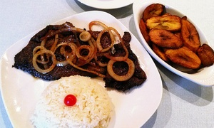Caoba Restaurant & Take Out: Dominican Food at Caoba Restaurant & Take Out (40% Off). Two Options Available.