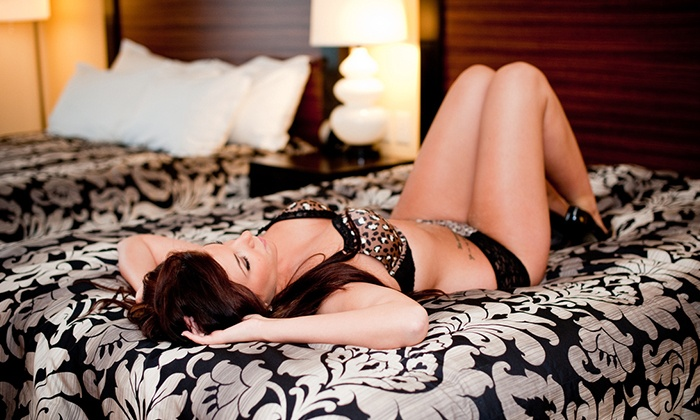 PS Photography & Video - Melody Hill: $49 for a Boudoir or Glamour Photo Shoot with Digital Images and Print Credit from PS Photography & Video ($410 Value)