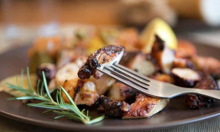 Limon - City Park West: $35 for Latin American Cuisine for Two at Limón