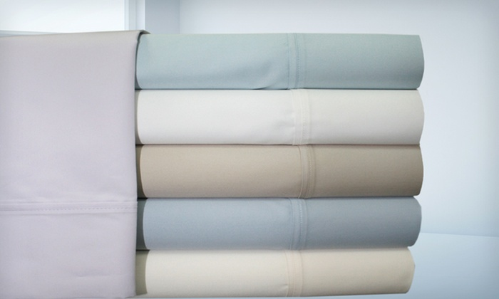 600-Thread-Count Egyptian-Cotton Sheets: $34.99 for a 600-TC Egyptian-Cotton Sheet Set in Queen or King (Up to $190 List Price). Multiple Colors Available.