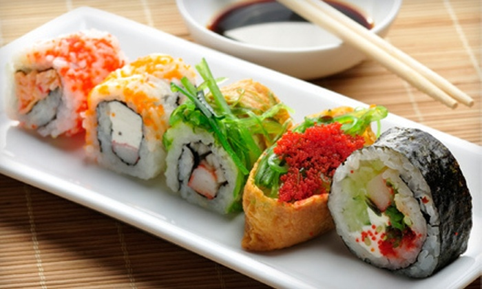 Otani Sushi - Salem Village: Sushi, Steak, and Japanese Fare at Otani Sushi (Half Off). Two Options Available.