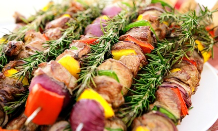 Persian Cuisine for Two or Four or More at Saaghi Restaurant House of Kabob (50% Off)
