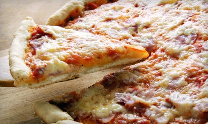Ann Arbor Pizza And Subs - South Ann Arbor: $10 for $20 Worth of Pizza, Subs, and Salads at Ann Arbor Pizza & Subs