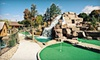 Dunn-d's Mini Golf - Chelsea: One or Three Mini-Golf Family Passes for Two Adults and Two Children at Dunn-D's Mini Golf in Chelsea (Up to 56% Off)