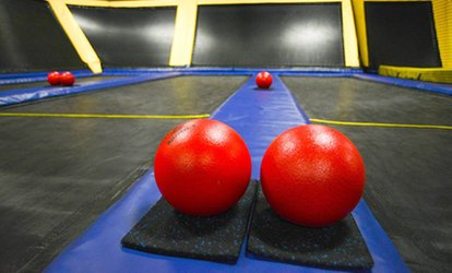 image for Indoor Trampoline Park Passes or Parties at Boing! Fun Center Orlando (Up to 34% Off)  Four Options Available.