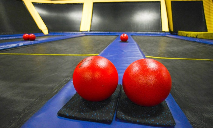 Boing! Jump Center - South Park Business Center: $68 for 10 One-Hour Jump Passes at Boing! Jump Center ($120 Value)