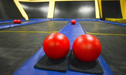$68 for 10 One-Hour Jump Passes at Boing! Jump Center ($120 Value)