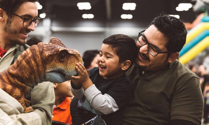 Image result for Jurassic Quest at the Greater Philadelphia Expo Center