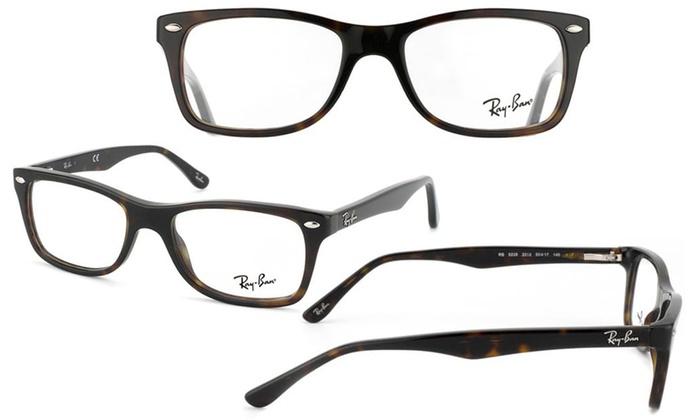dfa2b95f85 Up To 67% Off on Ray-Ban Unisex Eyeglasses