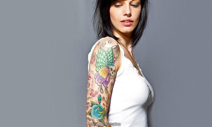 Mazinho Tattoo Studio - Campinas: Mazinho Tattoo Studio – Centro: retoque ou tatuagem de até 10 x 10 cm, a partir de R$ 49,90