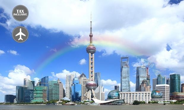 Shanghai–Jiangnan: Tour & Flights 0