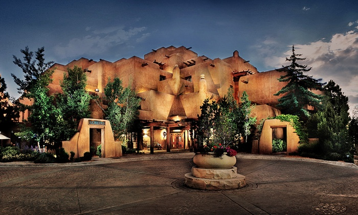 Inn and Spa at Loretto - Santa Fe: Stay for Two with Optional Spa or Dining Credit at the Inn and Spa at Loretto in Santa Fe