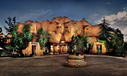 Stay for Two with Optional Spa or Dining Credit at the Inn and Spa at Loretto in Santa Fe