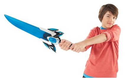 Max Steel Interactive Turbo Sword