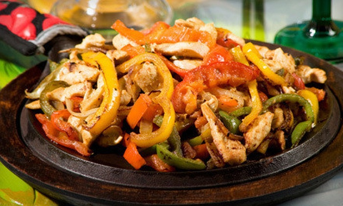 Sol Picante - Harlow: $12 for $25 Worth of Mexican Food at Sol Picante