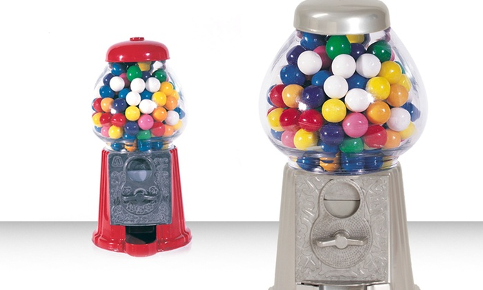 Old-Fashioned Gumball Machines with Free Gumballs Included: Old-Fashioned Gumball Machines with Gum. Multiple Styles Available. Free Shipping.