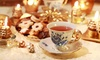 STE - Abel's Harp - Non Accomodation - Minsterley: Afternoon Tea for Two or Four at Abel's Harp (50% Off)
