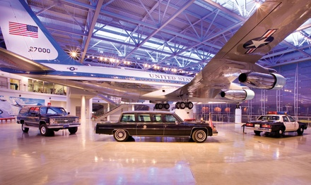 $15 for Admission and GuideCam Rental at Ronald Reagan Presidential Foundation and Library ($23 value)