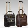 Adrienne Vittadini Rolling Laptop Bag on Wheels