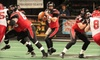 Cleveland Gladiators - Downtown: Cleveland Gladiators Indoor Football Game at Quicken Loans Arena (Up to 52% Off). Two Seating Options and Two Dates Available.