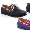 Men's Franco Vanucci Boat Shoes