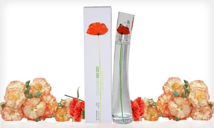 FlowerbyKenzo for Women: $34 for FlowerbyKenzo – an Eau De Toilette Spray for Women ($55 List Price)