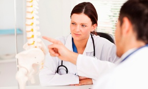 Chiropractor St Albans: Chiropractor St Albans: Three Treatment Sessions With Consultation for £29 (81% Off)
