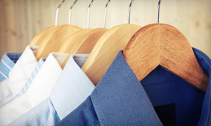 All Seasons Cleaners - Multiple Locations: $10 for $20 Worth of Dry Cleaning at All Seasons Cleaners