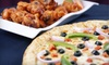 Mountain Pizza and Wings - Tucker: Party Pack with Two X-Large Pizzas and  Wings or $10 for $20 Worth of Pizzeria Food at Mountain Pizza & Wings in Tucker