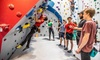 Up to 46% Off One-Day Passes at Eagle Climbing + Fitness