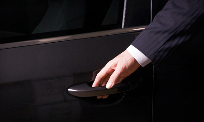 Connect Sedan & Limo - Ottawa: Chauffeured Ride to Ottawa Airport or Around Town from Connect Sedan & Limo (Up to 51% Off)
