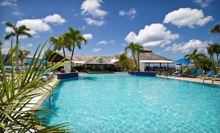 Miami: Three- or Seven-Night Stay at Royal Palm Beach Resort in St. Martin