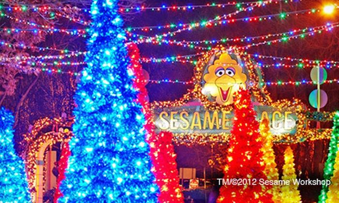 Sesame Place - Sesame Place | Groupon