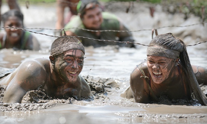 Rebel Race - Shamong: 5K or 15K Obstacle-Course Rebel Race with Optional Camping (Up to 53% Off)