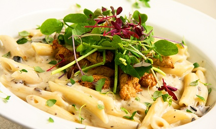 $15 for $25 Worth of Vegan Cuisine for Two or More at Loving Hut