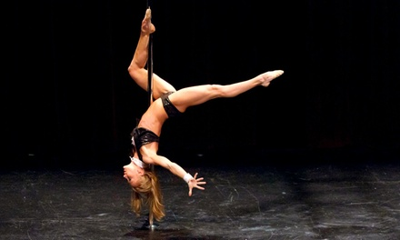 2, 5, or 10 Pole-Dancing Classes at Foxy Fitness and Pole (Up to 59% Off)