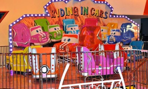 Wanasa Land: Kids Party Package for 20 or 30 Children at Wanasa Land, Two Locations (40% Off)