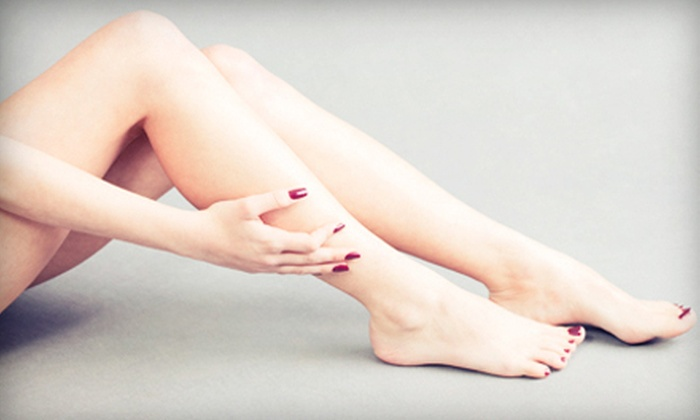 Iris Beauty Solution - Marpole: Six Laser Hair-Removal Treatments on Small, Medium, or Large Area or Full Body at Iris Beauty Solution (Up to 85% Off)